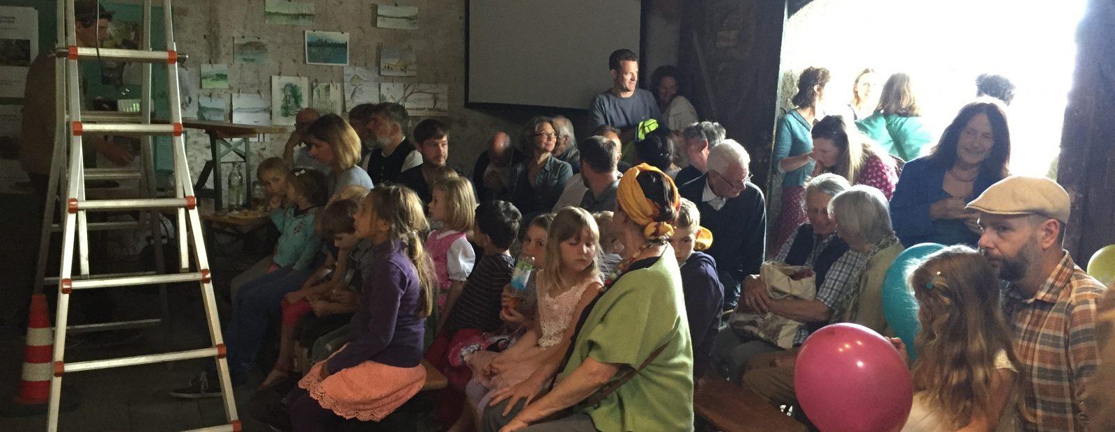 Der Schondorfer Kreis beim Kulturfest