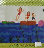 Kinder malen Schondorf 6