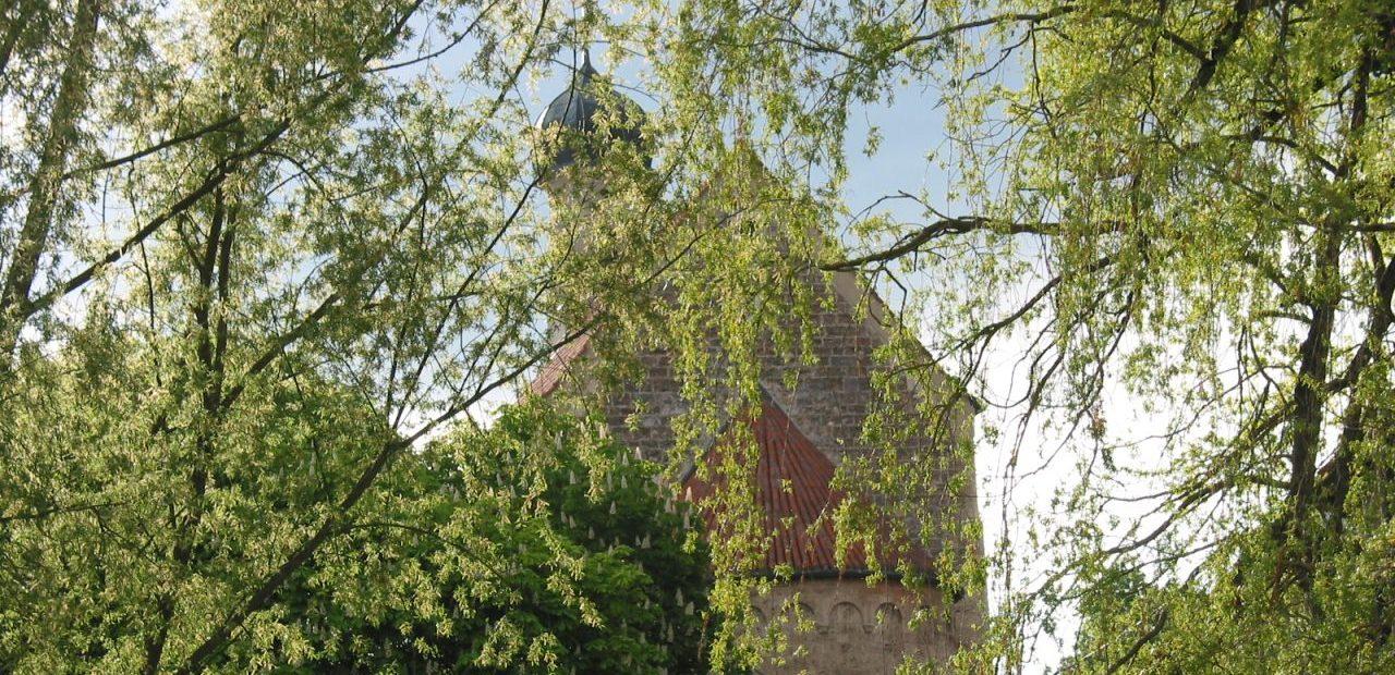 Kirche St. Jakob in Schondorf