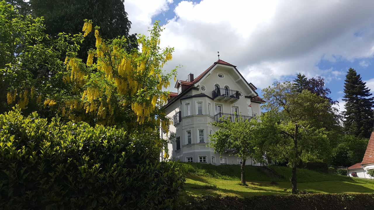 Alte Villa in Schondorf am Ammersee