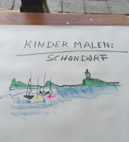 Kinder malen Schondorf 4