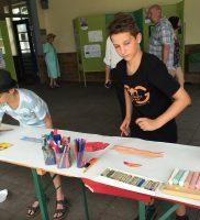 Kinder malen Schondorf 2