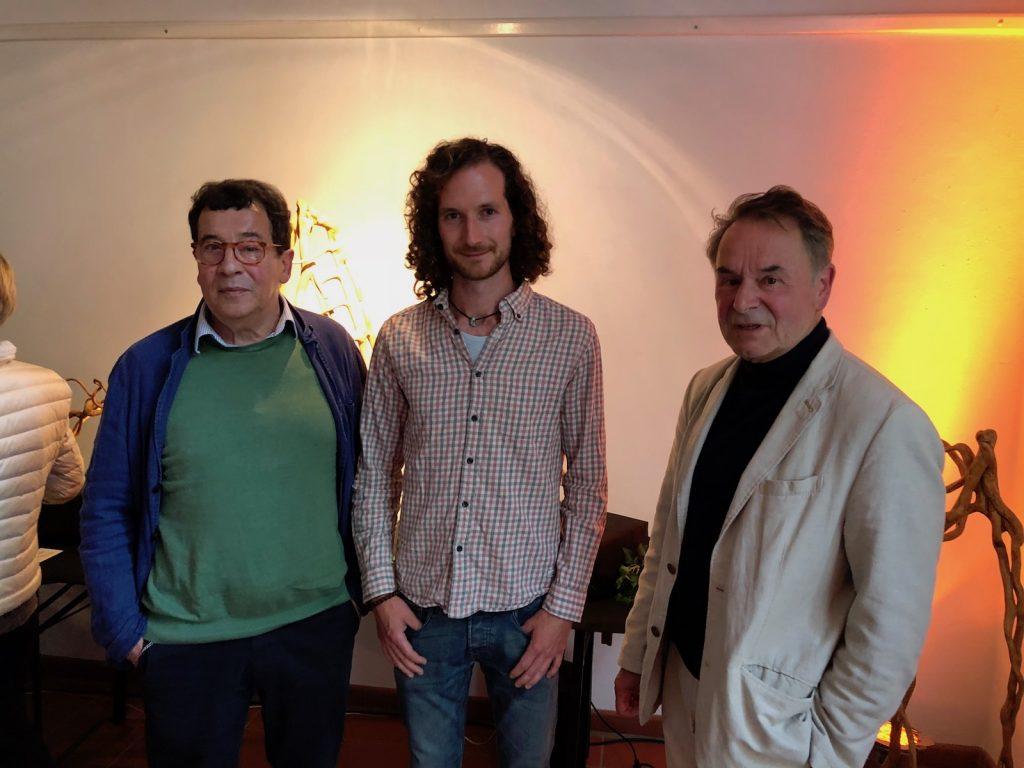 Michael Sorger, Marius Polter, Werner Kroener