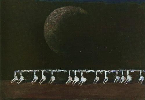 Heinz Rose: Apokalyptische Nacht