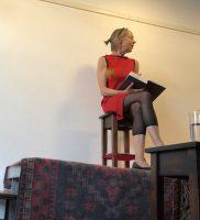 Ruth Geiersberger liest im Studio Rose