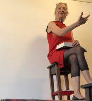Ruth Geiersberger liest Abramovic