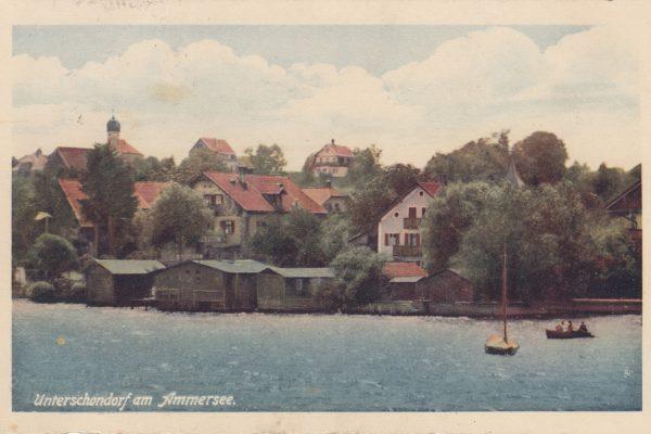 03 Eine 'Pastellkarte' von 1927