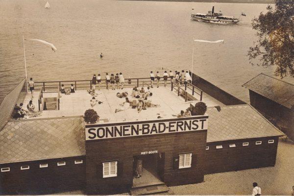 20 Badespaß beim Ernst (1930)