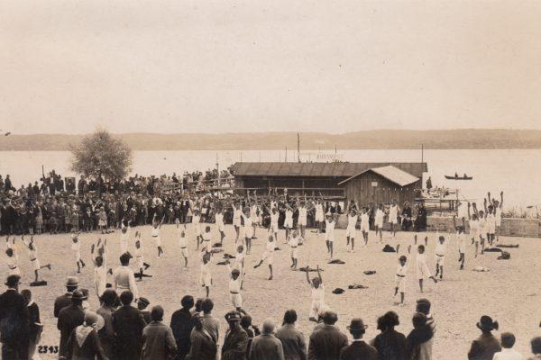 24 Strandfest August 1930 – Turnvater Jahn läßt grüßen