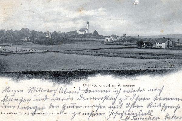 26 Sankt Anna im Jahr 1906 – inzwischen nachverdichtet