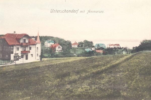 34 Erbaut 1898, seit 1911 im Besitz der Familie Portenlänger – seit 1980 'Zum Wastl'