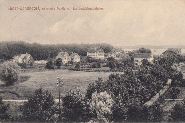 35 Noch viel Platz – 1912, sieben Jahre nach Gründung des Landheims