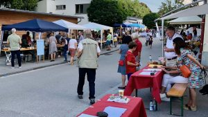 Schondorfer Kreis beim Bürgerfest 2018