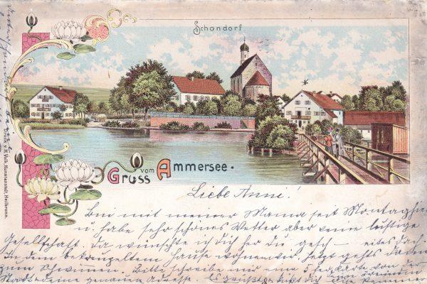 42 Im Jahr 1899, als die Welt noch so in Ordnung schien