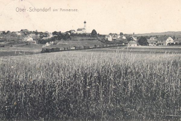 45 Ein erstaunlich langer Zug – 1914 unterwegs nach Weilheim