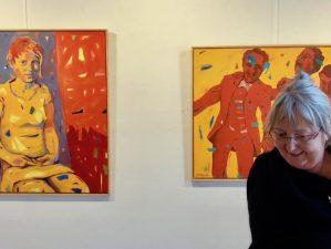 Barbara Manns: Junge Frau