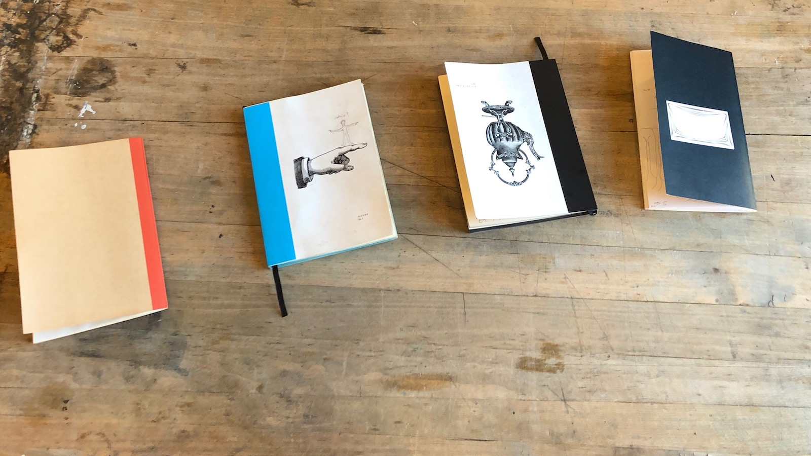 Gezeichnete Tagebücher von János Fischer