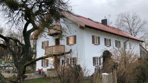 Haus Davidoff in Schondorf am Ammersee