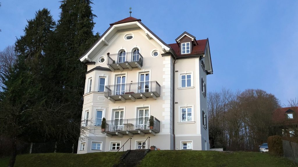 Villa Schwarz, Schondorf am Ammersee