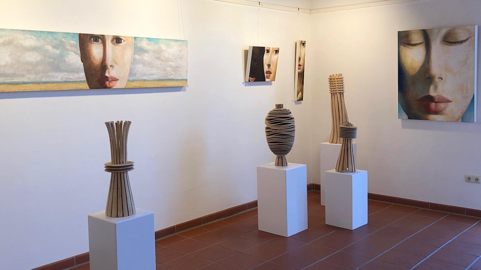 Johannes Hofbauer und Alessandro Serafini im Studio Rose, Schondorf am Ammersee