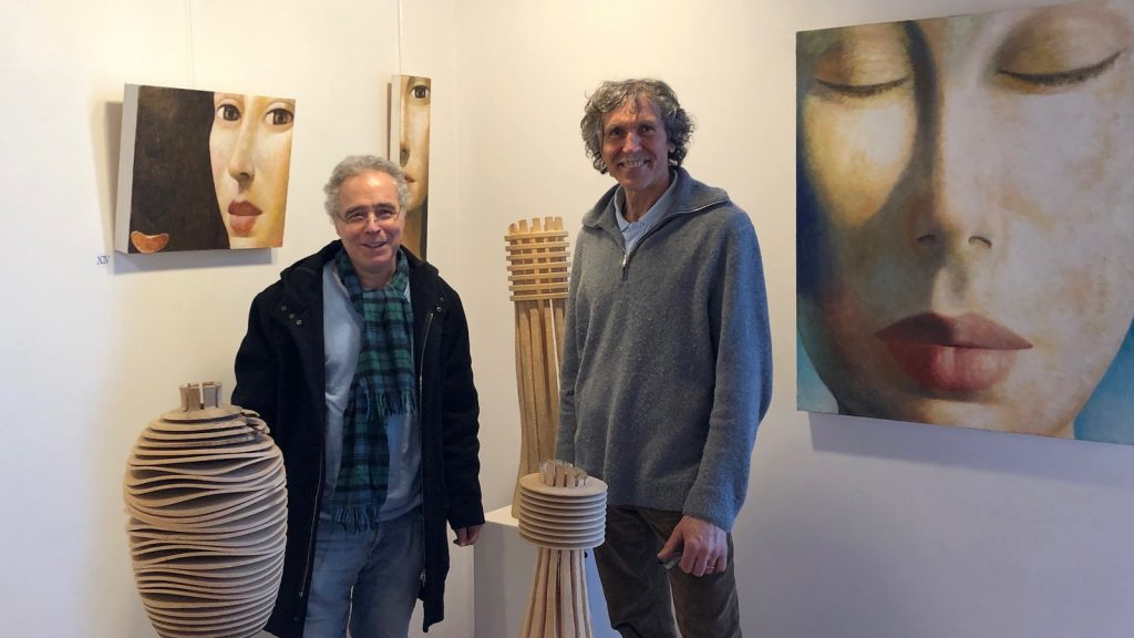 Alessandro Serafini und Johannes Hofbauer