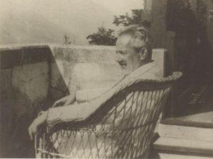 Der Maler Paul Paede