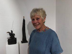 Lore Kienzl im Studio Rose, Schondorf