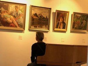 Paul Paede Ausstellung Studio Rose
