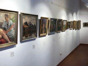 Paul Paede Ausstellung in Schondorf