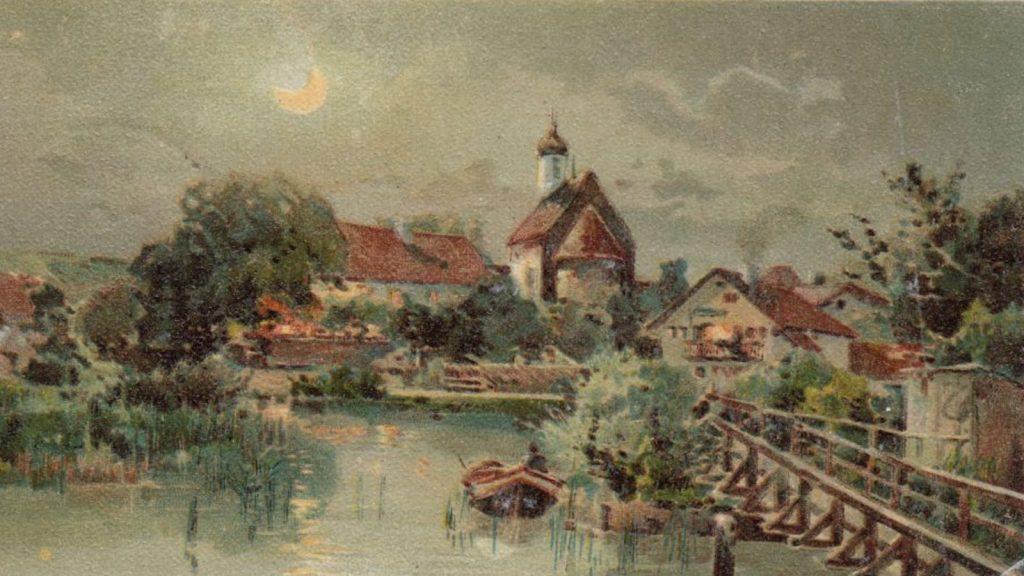 Künstlerkarte Sankt Jakob