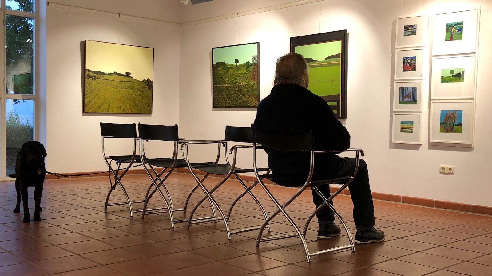 Ausstellung Hans Dumler