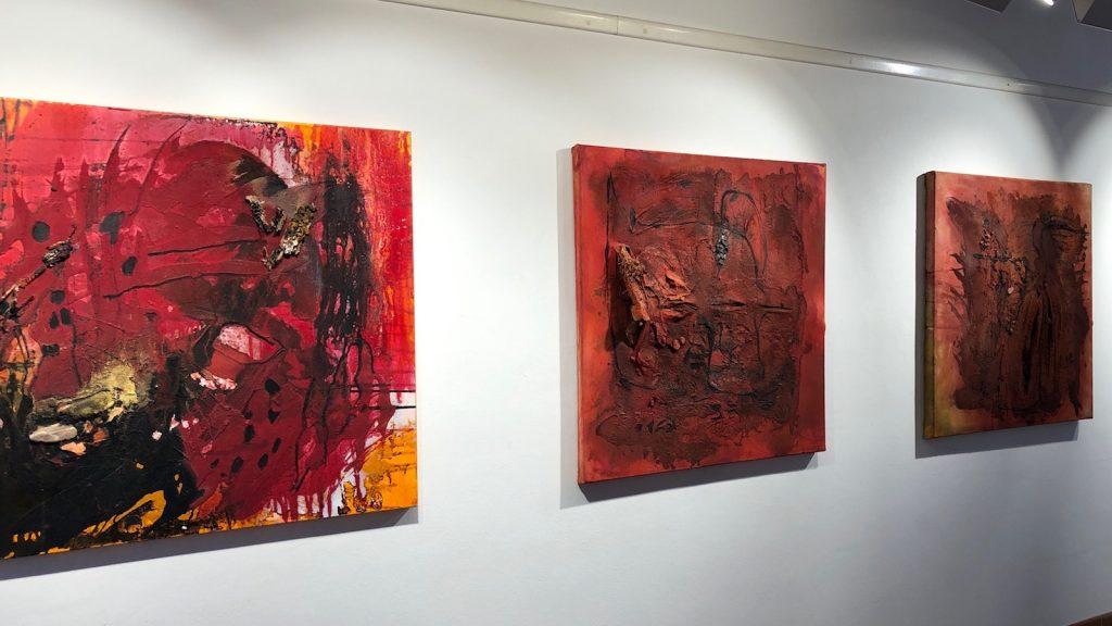 Bilder von Gerti Wimmer im Studio Rose