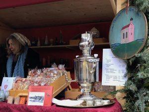 Schondorfer Kreis auf dem Christkindlmarkt