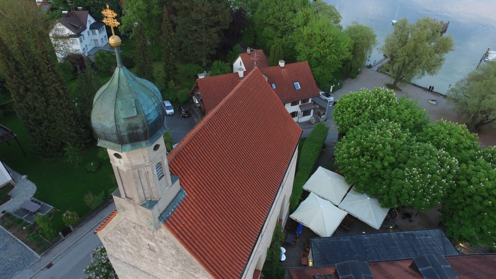 Kirche St Jakob in Schondorf