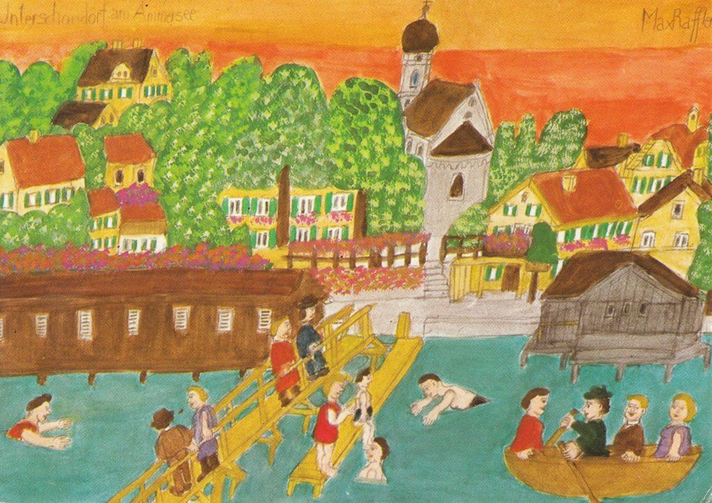 Schondorf am Ammersee von Max Raffler
